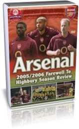 مروری بر فصل 2005-2006 آرسنال