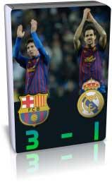 بازی رئال مادرید بارسلونا رفت لالیگا 2012 - 2011