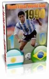 آرژانتین-برزیل(جام جهانی90)