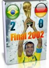 فینال جام جهانی 2002 برزیل آلمان