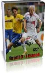 برزیل – فرانسه(یک چهارم نهایی2006)
