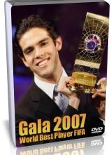 مراسم انتخاب بهترین بازیکن سال 2007 جهان کاکا