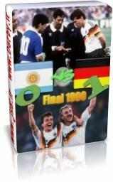 فروش سی دی بازی فینال جام جهانی 1990 آرژانتین آلمان