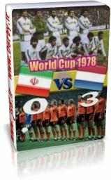 سی دی بازی ایران هلند در جام جهانی 78 آرژانتین