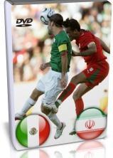 بازی ایران مکزیک جام جهانی 2006