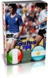 آرژانتین-ایتالیا(نیمه نهایی90)