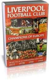 تاريخچه ليورپول و 5 قهرمانی در لیگ قهرمانان اروپا