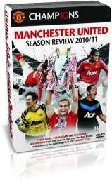 منچستریونایتد در فصل 2010-2011