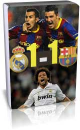 رئال مادرید 1 - 1 بارسلونا - لیگ قهرمانان اروپا