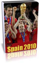 راه قهرمانی اسپانیا در جام جهانی 2010