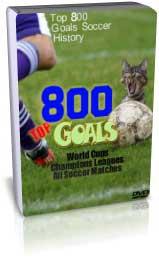 300 گل برتر تاریخ فوتبال ار ابتدا تا حال